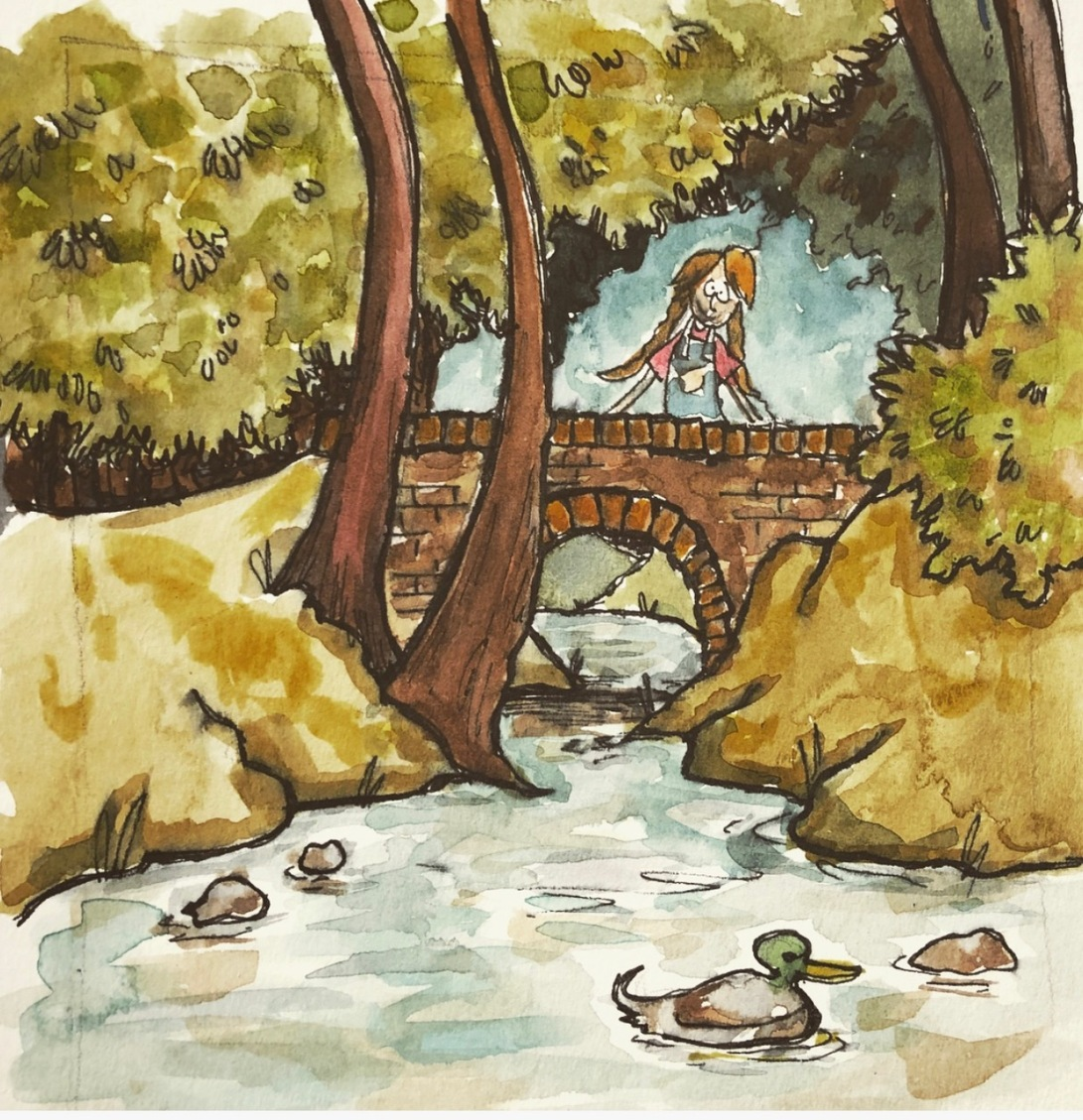 My Name Alice on Bridge