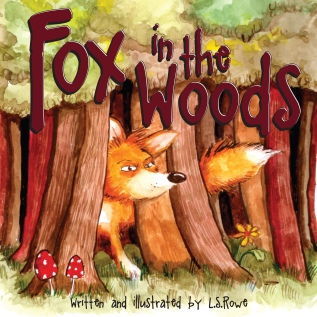 Fox in Woods Kindle KDP.indd