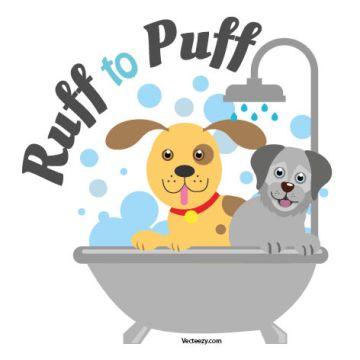 Ruff & Puff logo